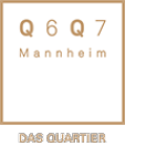 Logo for Mannheim Mall Q 6 Q 7, an SAP customer